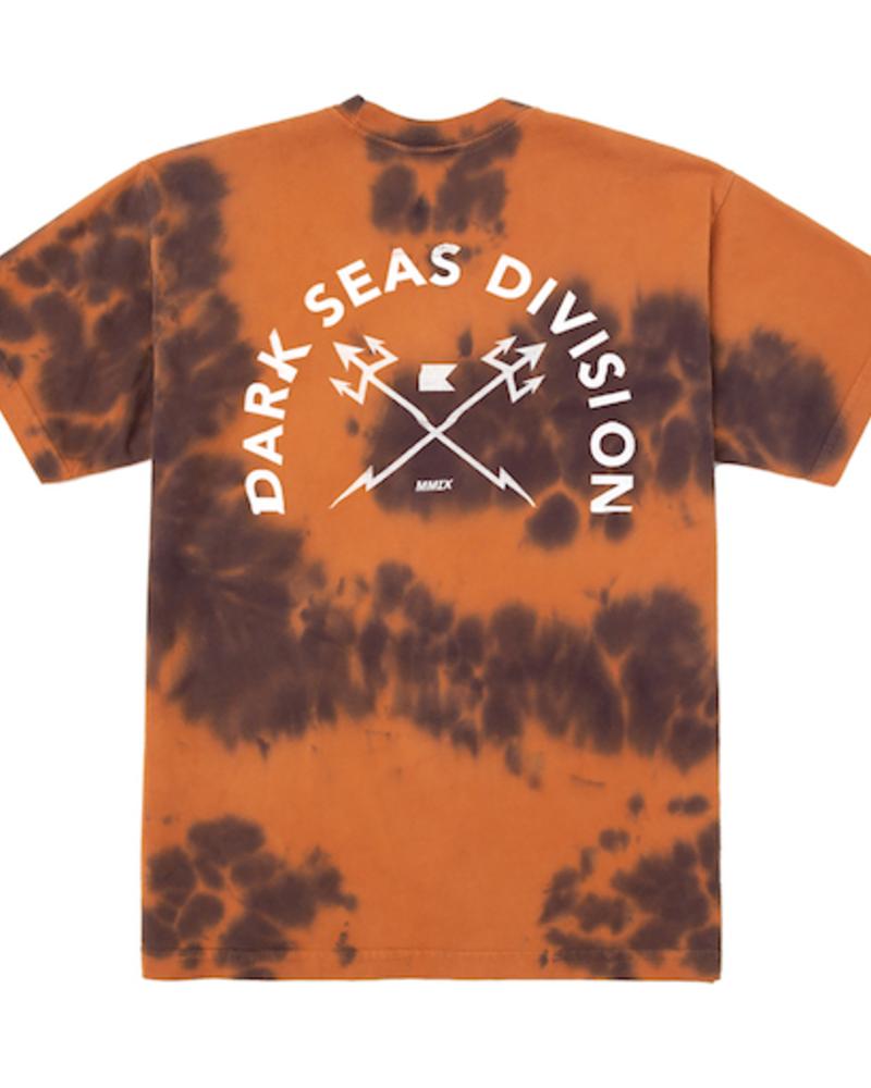 DARK SEAS DARK SEAS HEADMASTER WARP CUT TD TEE