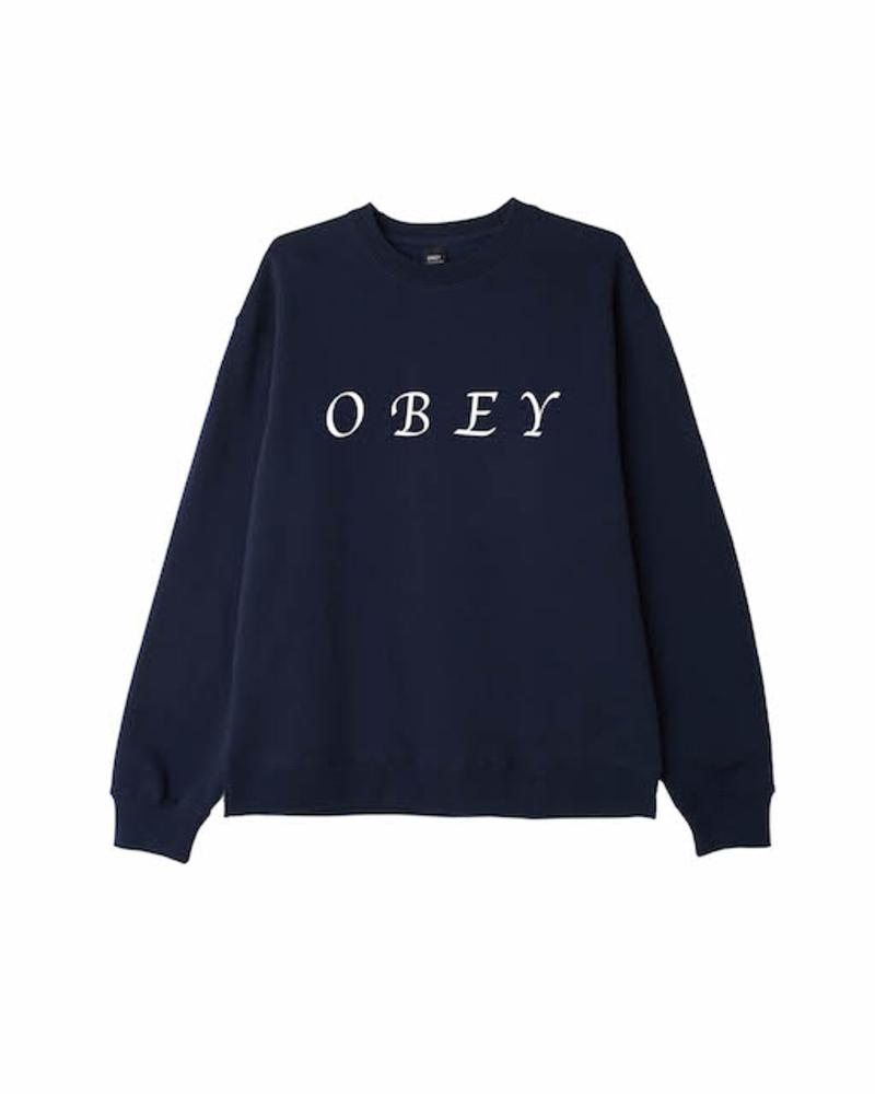 OBEY OBEY REFINED
