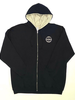 UNSOUND SURF UNSOUND POLAR FLEECE ZIP HOODY