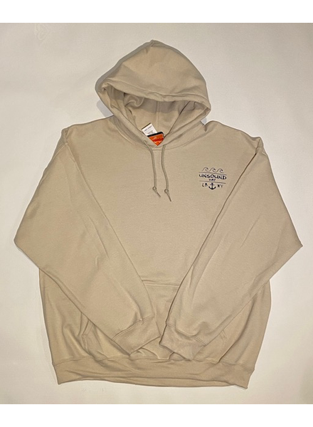 UNSOUND SURF UNSOUND SURF LBNY ANCHOR HOODY