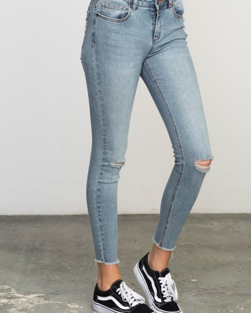 RVCA RVCA DAYLEY DENIM PANTS