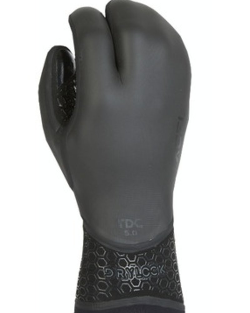 XCEL 5MM DRYLOCK 3 FINGER GLOVE