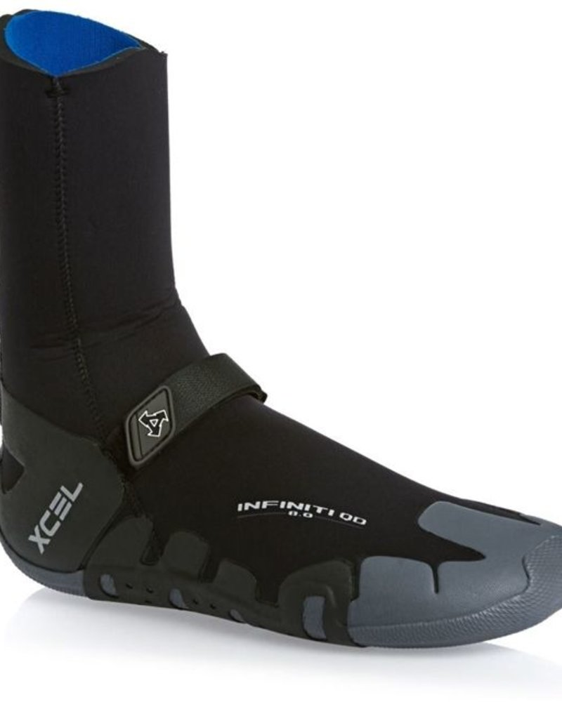 XCEL XCEL 8MM INFINITY ROUND TOE   BOOT
