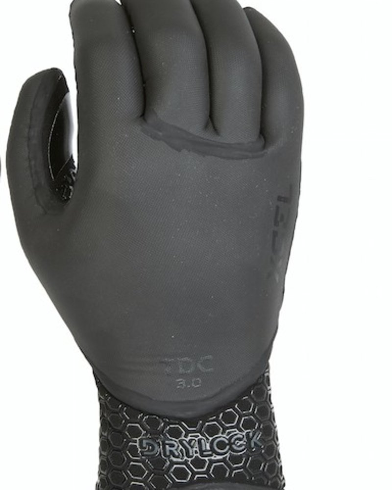 XCEL XCEL DRYLOCK 3MM TEX 5FINGER GLOVE