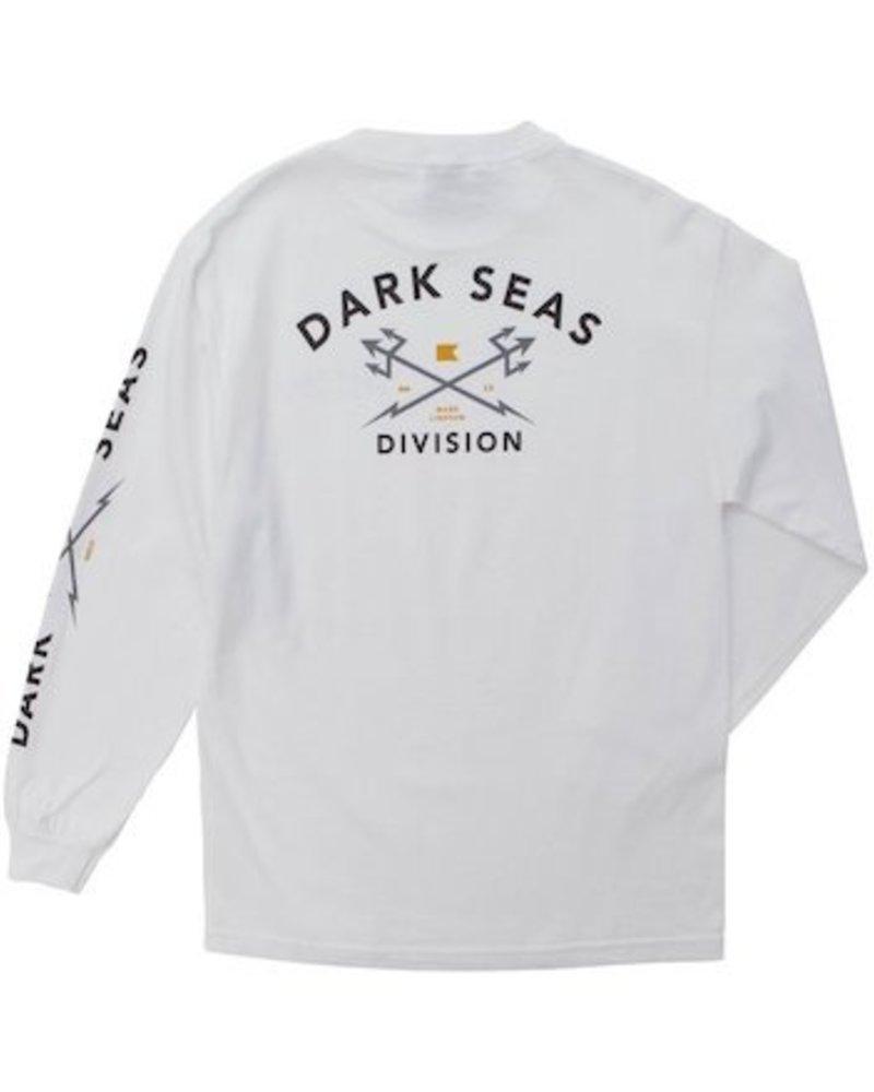 DARK SEAS DARK SEAS HEADMASTER LS TEE