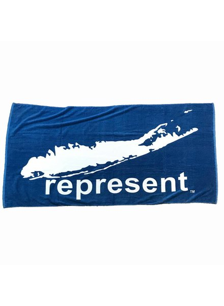 REP BRANDS REPRESENT TOWEL