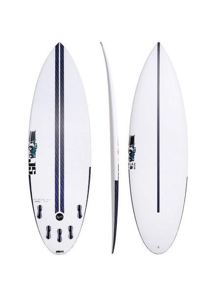 """JS SURFBOARDS Blak Box 2 Squash Tail HYFI  5' 10"""" x 19 3/4"""" x 2 3/8"""" x 29.3L - FCS II"""