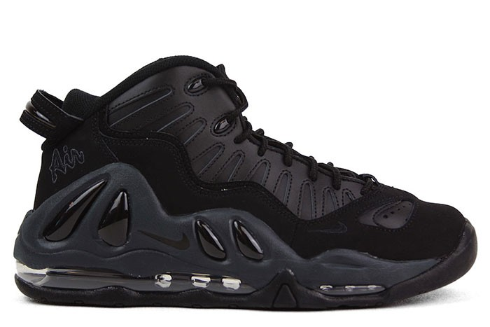 Nike NIKE AIR MAX UPTEMPO 97 TRIPLE BLACK