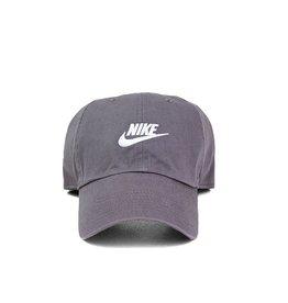 Nike NIKE SPORTSWEAR H86 CAP GUNSMOKE/WHITE