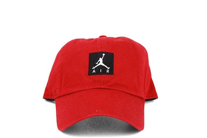 Jordan JORDAN HERITAGE86 JUMPMAN AIR CAP GYM RED/BLACK