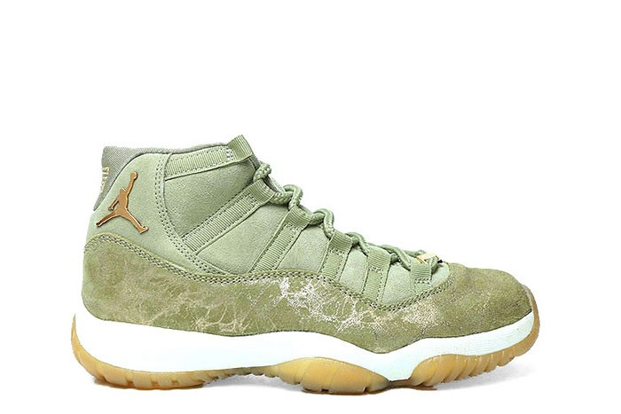 Jordan WMNS AIR JORDAN 11 RETRO NEUTRAL OLIVE