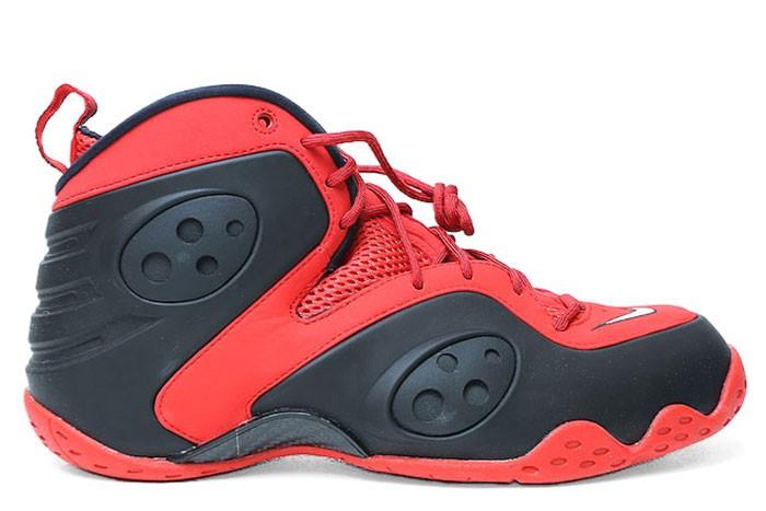Nike NIKE ZOOM ROOKIE UNIVERSITY RED