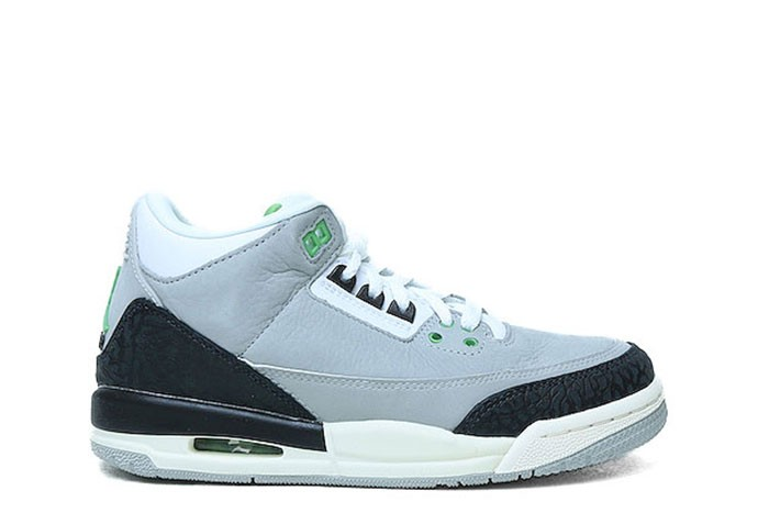 Jordan AIR JORDAN 3 RETRO GS CHLOROPHYLL