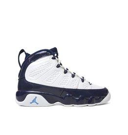 Jordan AIR JORDAN 9 RETRO GS WHITE UNIVERSITY BLUE