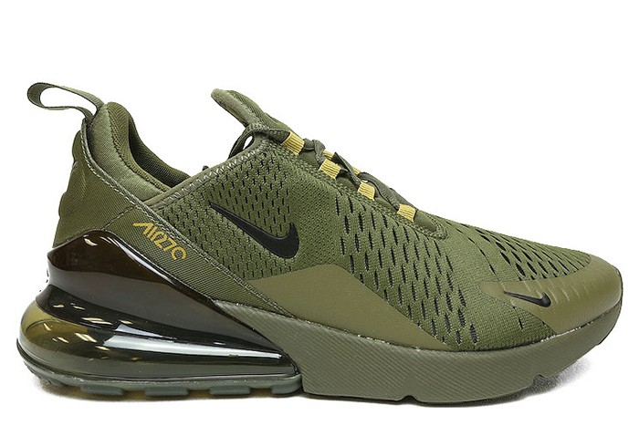 Nike NIKE AIR MAX 270 OLIVE CANVAS