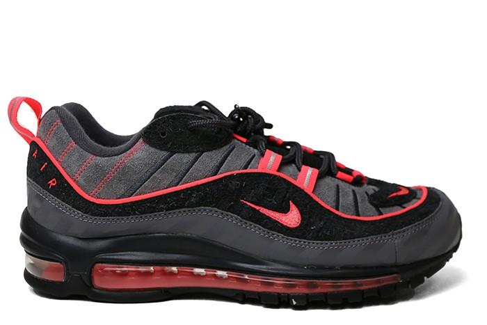 Nike NIKE AIR MAX 98 GUNSMOKE LAVA GLOW