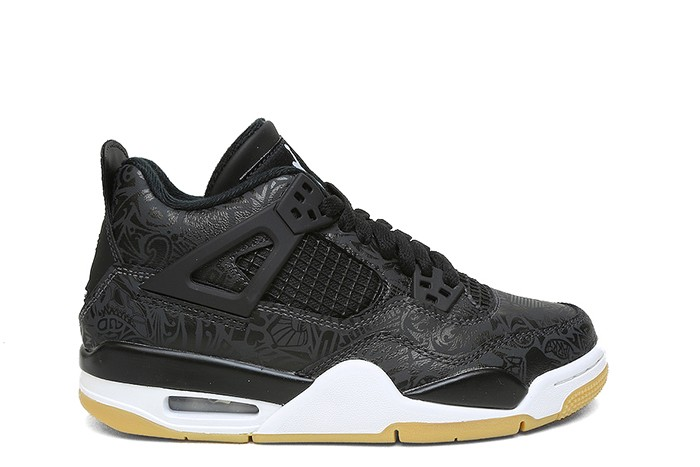 Jordan AIR JORDAN 4 RETRO SE LASER BLACK GUM