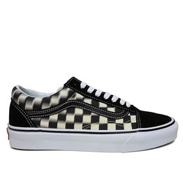Vans VANS OLD SKOOL BLUR CHECK BLACK WHITE