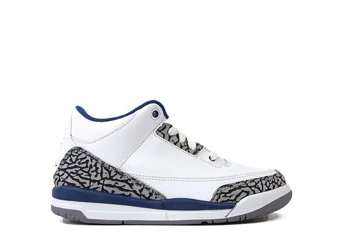 Jordan JORDAN 3 RETRO PS TRUE BLUE