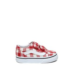 Vans VANS OLD SKOOL V RACING RED
