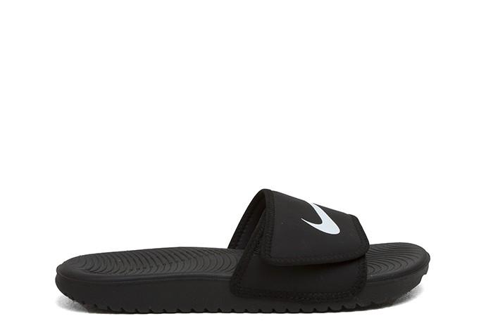 Nike NIKE KAWA ADJUST BLACK WHITE