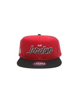 Jordan JORDAN PRO SCRIPT CAP RED BLACK