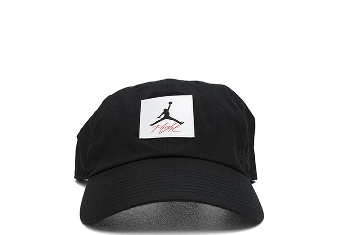 Jordan JORDAN H86 LEGACY FLIGHT CAP BLACK WHITE