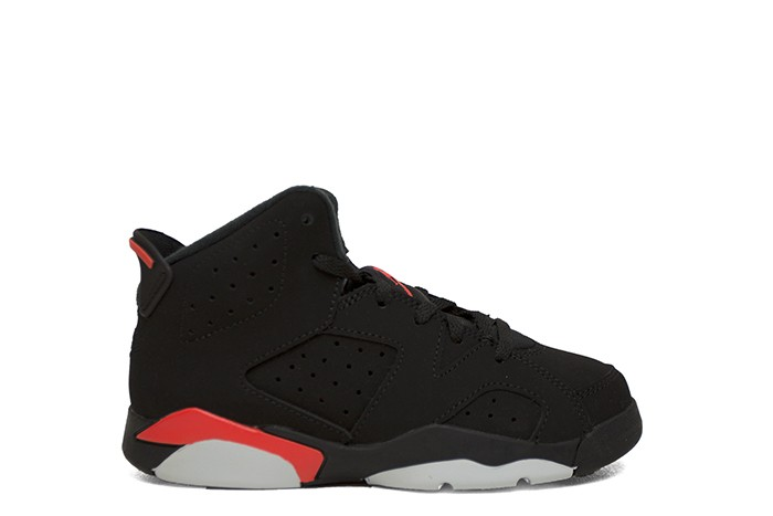 Jordan JORDAN 6 RETRO PS 2019 BLACK INFRARED