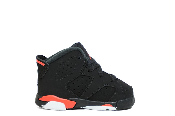 Jordan JORDAN 6 RETRO TD 2019 BLACK INFRARED