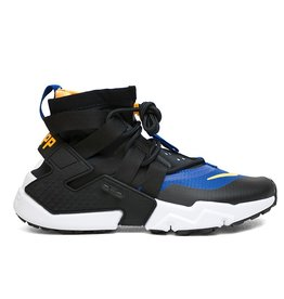 Nike NIKE AIR HUARACHE GRIPP BLACK LASER ORANGE