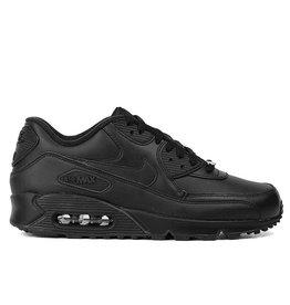 Nike NIKE AIR MAX 90 LEATHER TRIPLE BLACK