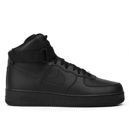 Nike NIKE AIR FORCE 1 HIGH 07 TRIPLE BLACK