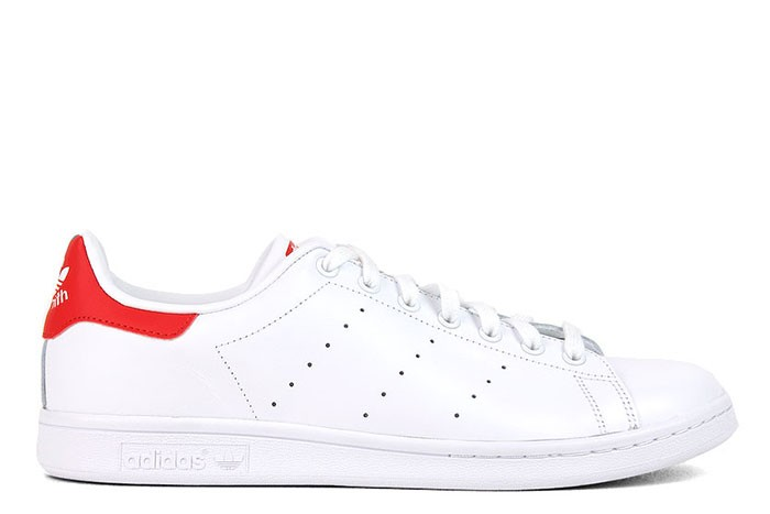 Adidas ADIDAS STAN SMITH WHITE RED