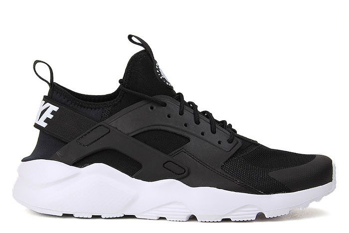 Nike NIKE AIR HUARACHE RUN ULTRA BLACK/WHITE