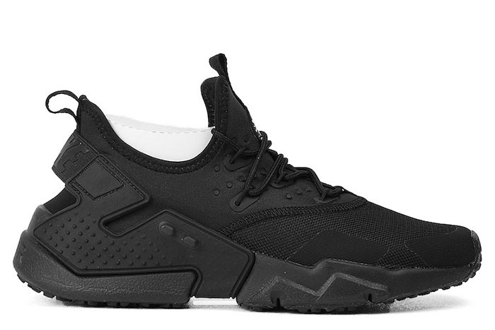 buy popular 6763b f45f8 NIKE AIR HUARACHE DRIFT BLACK/WHITE