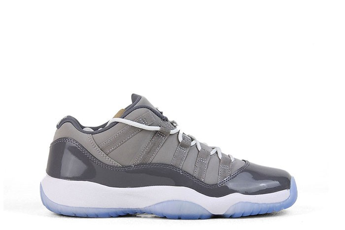Jordan AIR JORDAN 11 RETRO LOW BG COOL GREY