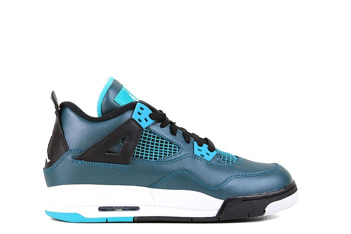 AIR JORDAN 4 RETRO 30TH BG TEAL - 1985 Gallery 68a9404c9