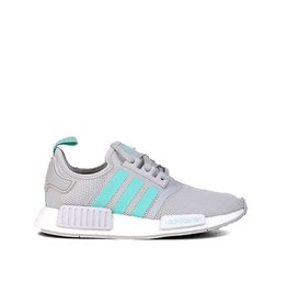 Adidas ADIDAS NMD_R1 J GREY/CLEAR MINT