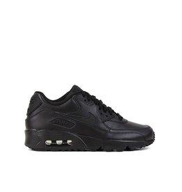 Nike NIKE AIR MAX 90 LTR GS TRIPLE BLACK