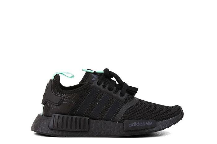 Adidas ADIDAS NMD R1 W CORE BLACK CLEAR MINT
