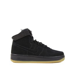 Nike NIKE AIR FORCE 1 HIGH LV8 GS BLACK GUM