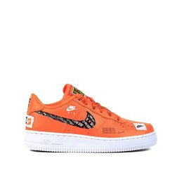 Nike NIKE AIR FORCE 1 JDI PRM GS JUST DO IT PACK ORANGE