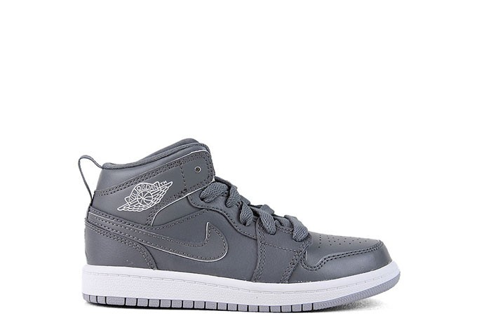 Jordan JORDAN 1 MID BP COOL GREY