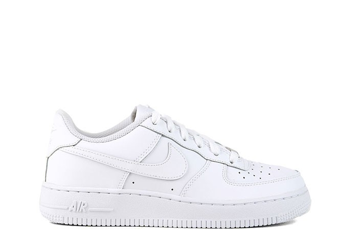Nike NIKE AIR FORCE 1 GS TRIPLE WHITE
