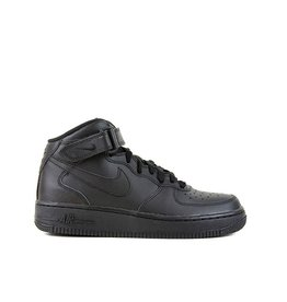 Nike NIKE AIR FORCE 1 MID GS TRIPLE BLACK