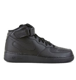 Nike NIKE AIR FORCE 1 MID 07 TRIPLE BLACK