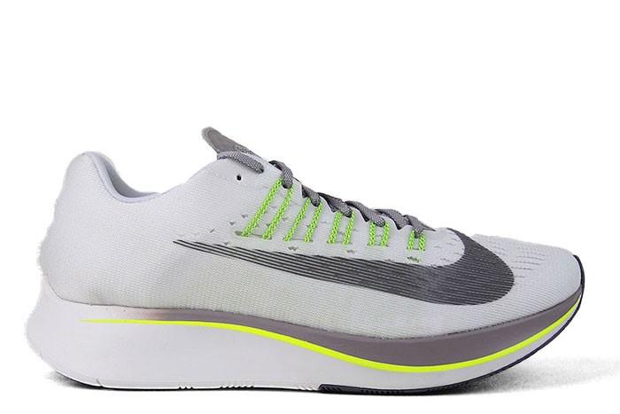 Nike NIKE ZOOM FLY GREY VOLT