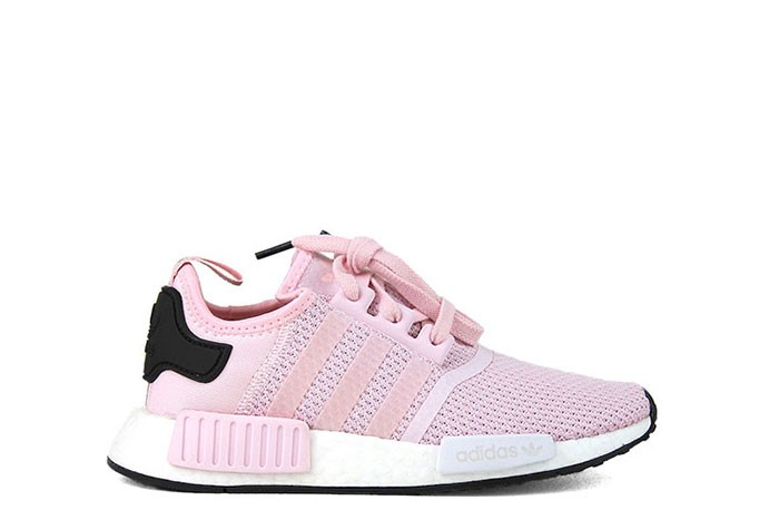 new style e0ea9 de395 ADIDAS NMD R1 W CLEAR PINK