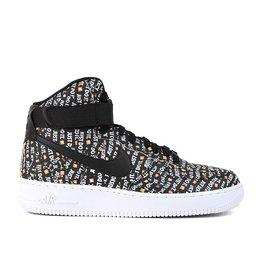 Nike NIKE AIR FORCE 1 HI 07 LV8 JDI JUST DO IT PACK BLACK