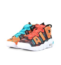 Nike NIEK AIR MORE UPTEMPO GS WHAT THE 90S PACK